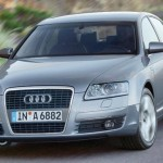 Smooth Audi A6