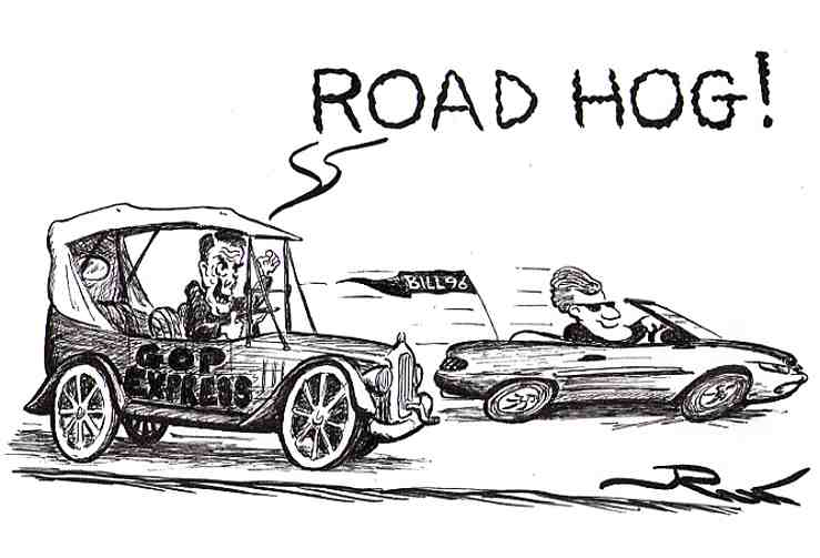 the road hogs