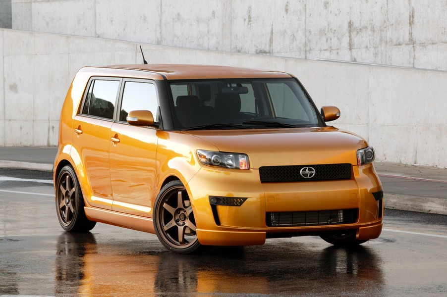 The Scion XB U2013 Ugly But Likely To Be Long Lasting. Be Grateful It Hasnu0027t  Made It Onto Australiau0027s Roads Yet.