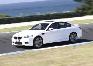 2013 BMW M5 V8 Turbo