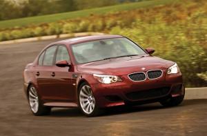 BMW M5 V10