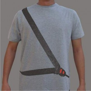 Seatbelt-t-shirt