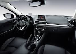 The 2014 Mazda 3 interior was designed in partnership with a leading Psycologyst