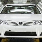 Export Toyota Camry