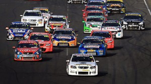 The V8 Supercars