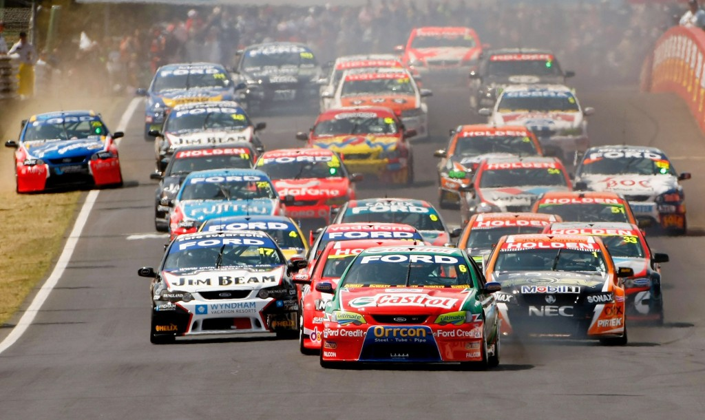The V8 Supercars may just be the answer that no one realised