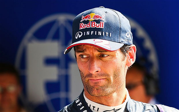 Mark Webber Leaving F1