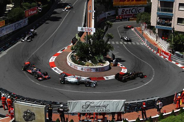 F1 2013 at Monaco