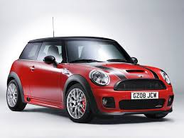 The new MINI - It went through various forms after the initial relaunch