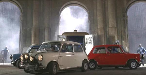 The Stars of the Show - 'The Italian Job' (1969)