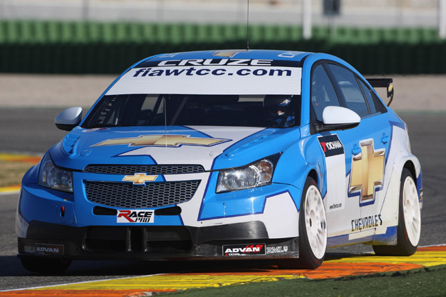 The Chevrolet Cruze defined the WTCC in the last few years. And for Menu it proved successful