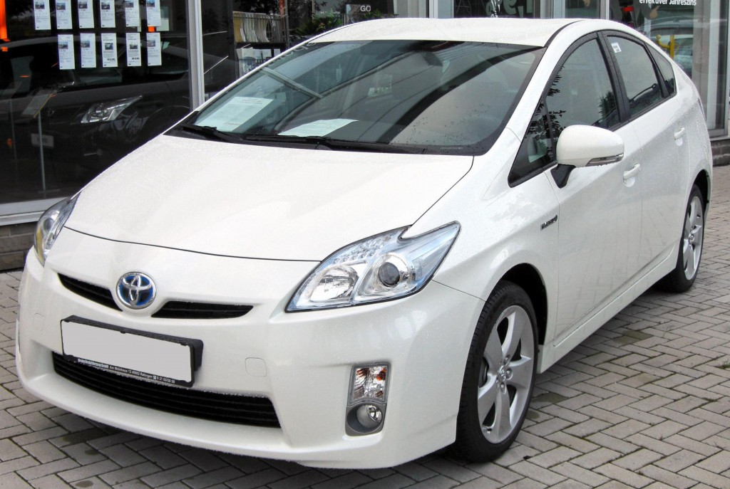 The Toyota Prius - car or fashion star?