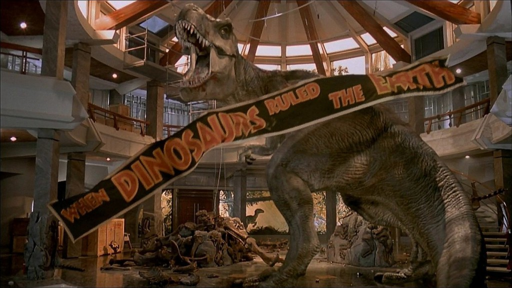 Did they learn nothing from Jurassic Park? If you try and create new life and you abuse the power of creation, it comes back to bite you...