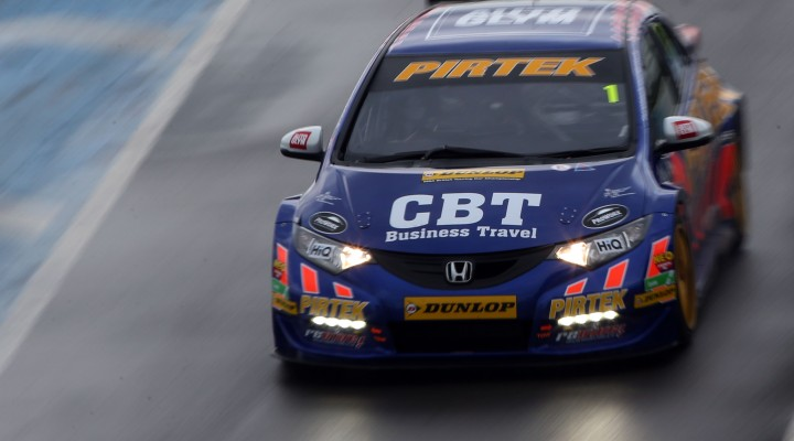 Andrew Jordan will be hoping to defend his crown in what will be a legendary year for the BTCC. Image Credit: BTCC.net