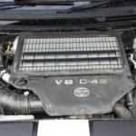 Landcruiser engine