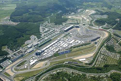 The modern F1 track was under threat, would we lose a world class race track?
