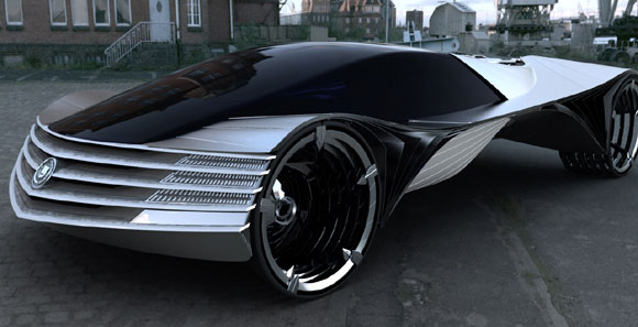 The Cadillac 'Word Thorium Fuel' Concept