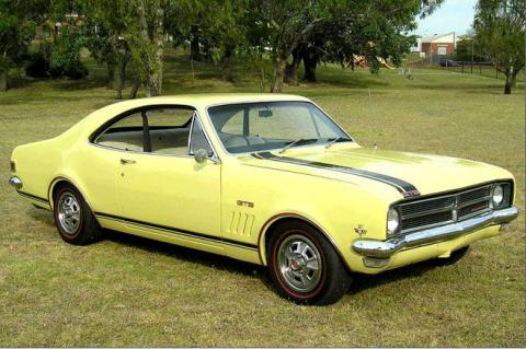 HK GTS Monaro & Classic Cars: Holden Monaro.