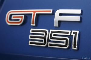 GT-F badge