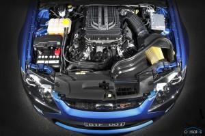 GT-F engine