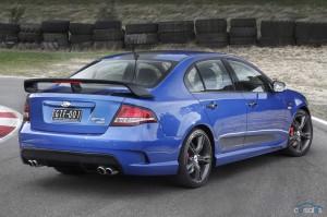 GT-F rear