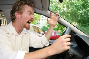angry-driver-with-road-rage_100349832_m