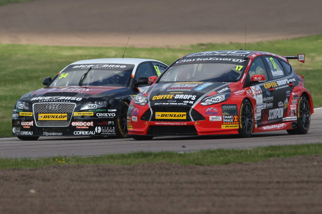 New regulations may see new names at the top end of the grid for 2015. Image Credit: BTCC.net
