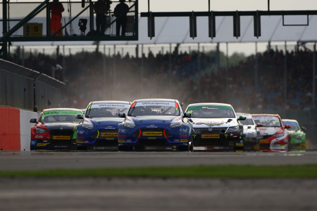 The amended 2015 regulations aim to add yet more excitement to an already action packed grid. Image Credit: BTCC.net
