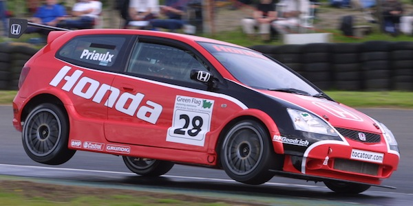 Andy Priaulx was one of the standout drivers of 2002. Image Credit: mattsalisbury.co.uk