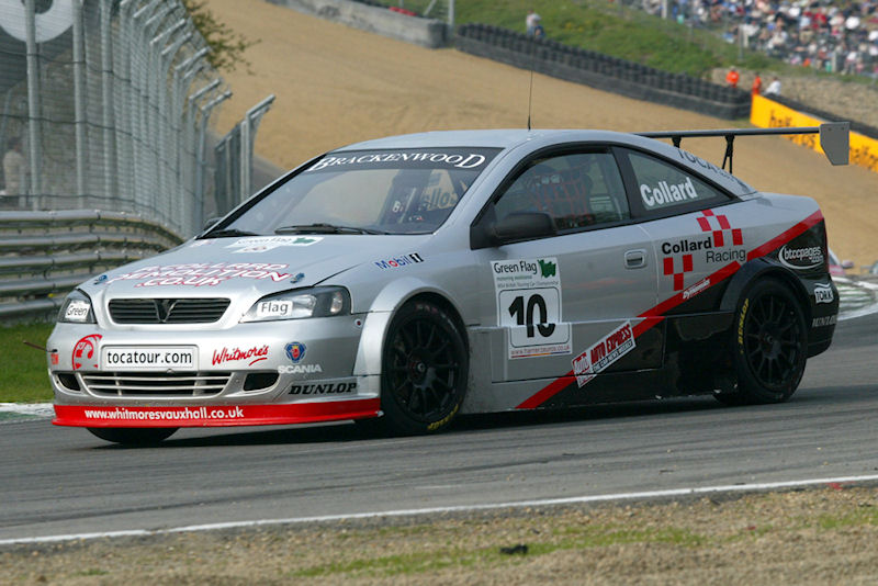 Vauxhall often dominated the independent entries in the BTCC. Image Credit: TouringCarTimes.com