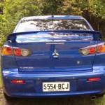 Lancer rear