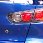 Lancer tail light