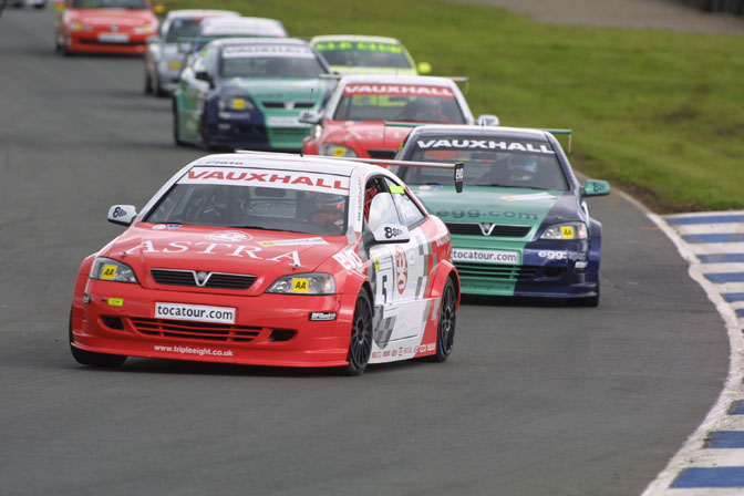 Vauxhall once dominated the tarmac in the BTCC. Image Credit: Speedhunters.com