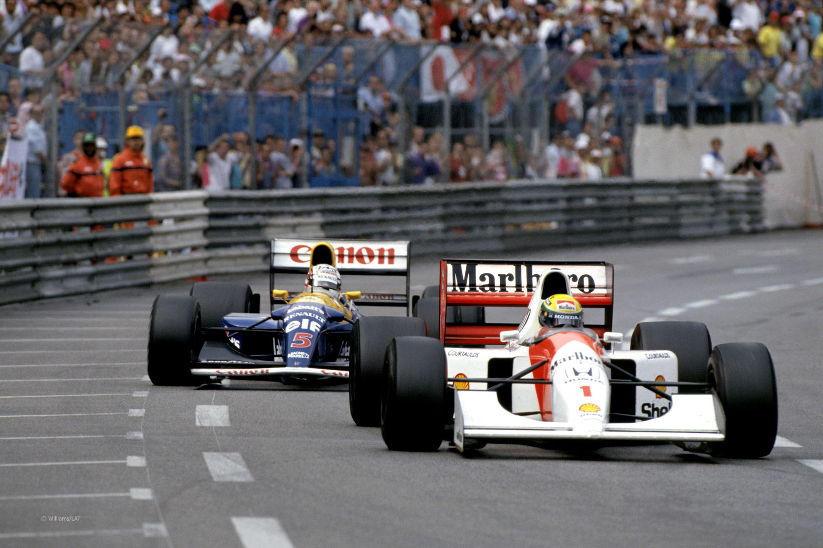 Can we learn from the simplicity of the 90s? If the cars will look like it anyway.. Image Credit: F1Fanatic.co.uk