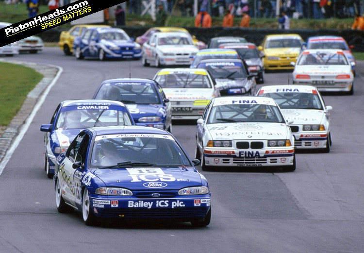 1993, the year before everything changed. Image Credit: Pistonheads.com