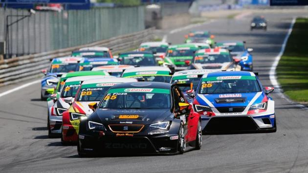 TCR International uses the same NGTC regulations as the BTCC. Image Credit: SEAT Sport