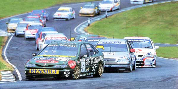 Was it the forward thinking of Alfa and Audi that forged the Super Touring Era into the stuff of legend?