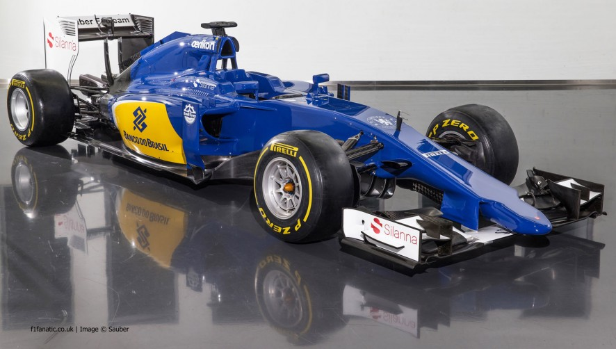 Mercedes are worried that a 2016 introduction will have a detrimental effect on the 2015 season. Image Credit: Sauber