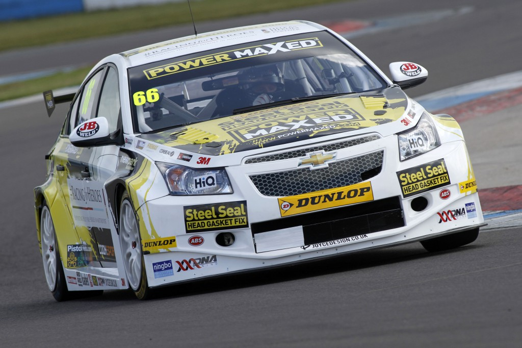 Power Maxxed has probably my favourite livery on the grid! Image Credit: BTCC.net
