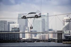 Jaguar XF launch 1