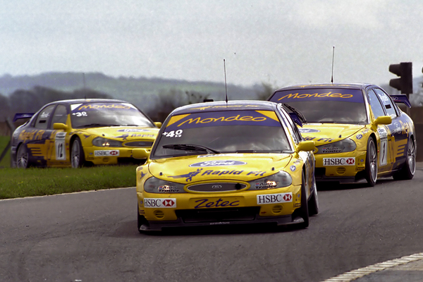 Last time Menu and Rydell were in the same team, they dominated all before them. Image Taken From: TouringCarTimes.com