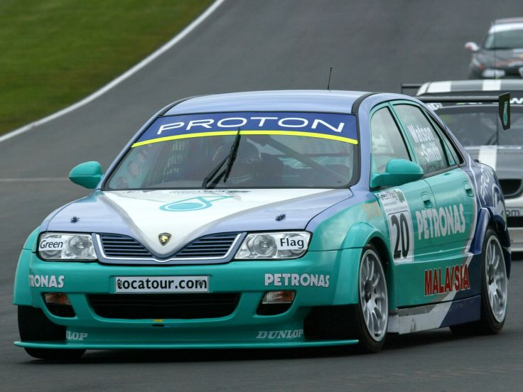 The Proton team of the early 2000s never really hit the big time