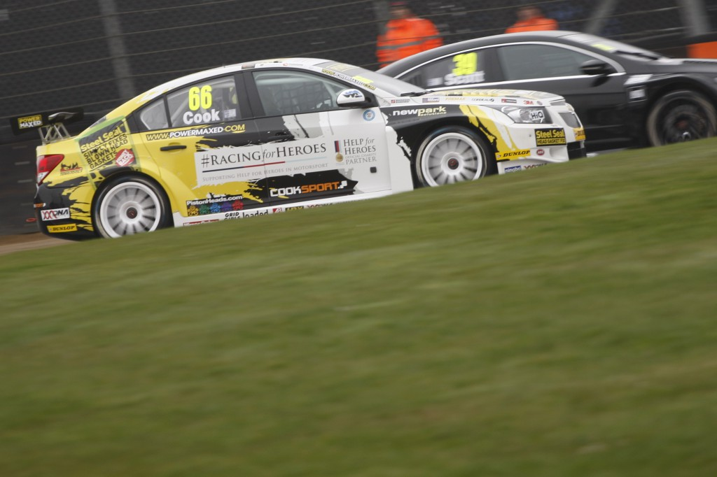 Josh Cook may become a contender across the season. Photo Credit: BTCC.net