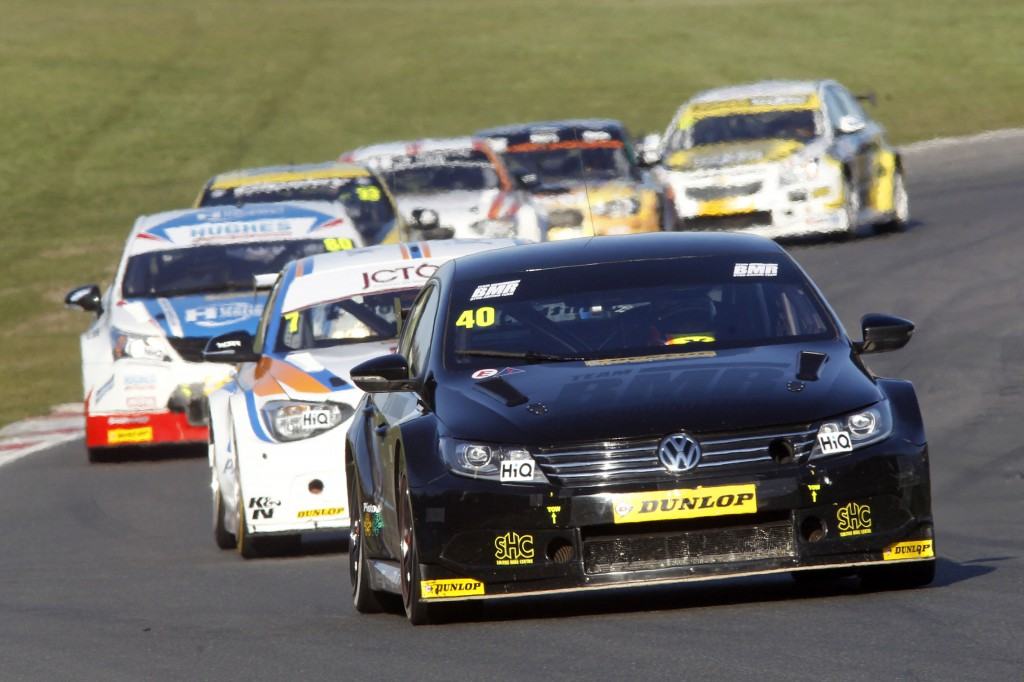 Team BMR are looking good for a title challenge this year. Image Credit: BTCC.net