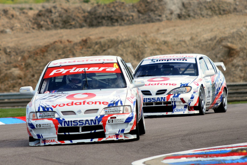 Multi-generations of Nissans: The beast is back! Photo taken from: supertcc.com