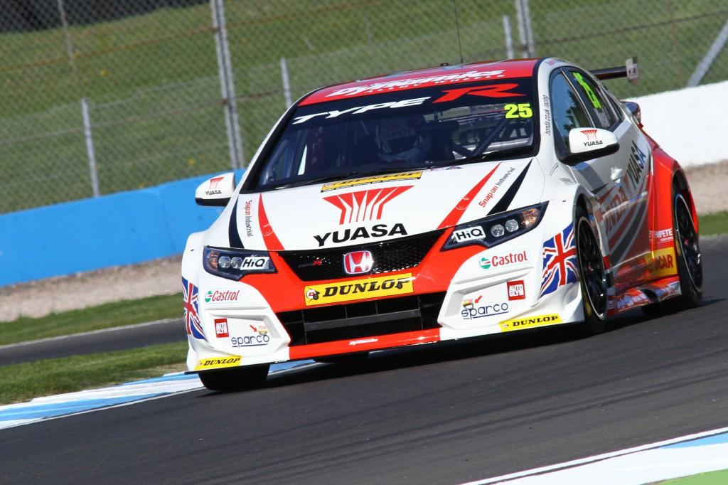 Honda are expected to be on flying form at Thruxton. Image Credit: 2015 Honda Yuasa Racing Press Office