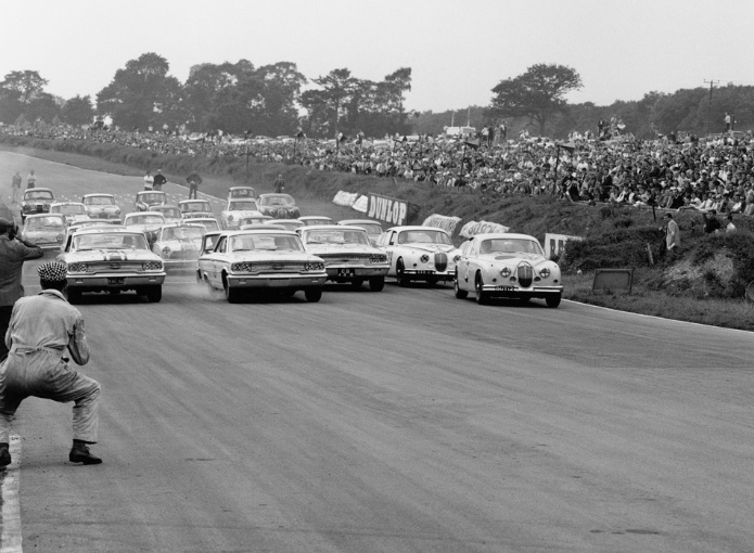 BTCC in 1963: How times change... Image taken from: BTCC.net