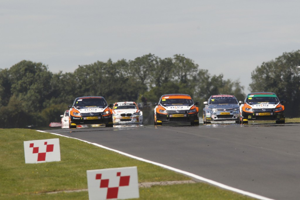 BMR reigned supreme throughout the weekend. Photo credit: BTCC.net