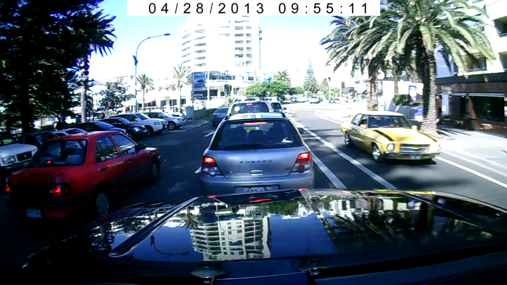 dashcam two