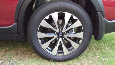 2016 Subaru Outback Premium wheel